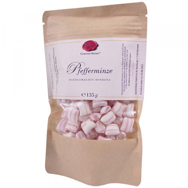 Bonbons Pfefferminze