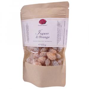 Bonbons Ingwer-Orange